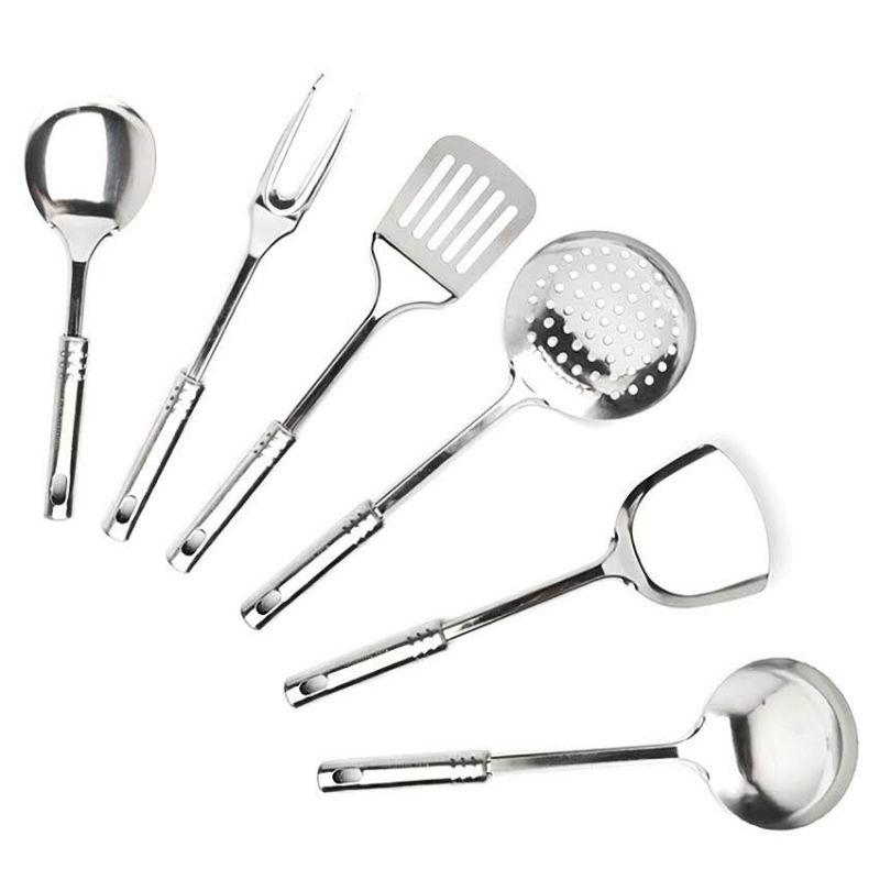 Kitchen Utensils Peralatan Masak Idealife Spatula Sodet Tools Stainless Steel Il 173 Home