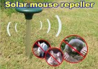 IDEALIFE - Rats Repeller (Solar Powered) - IL – 300RS