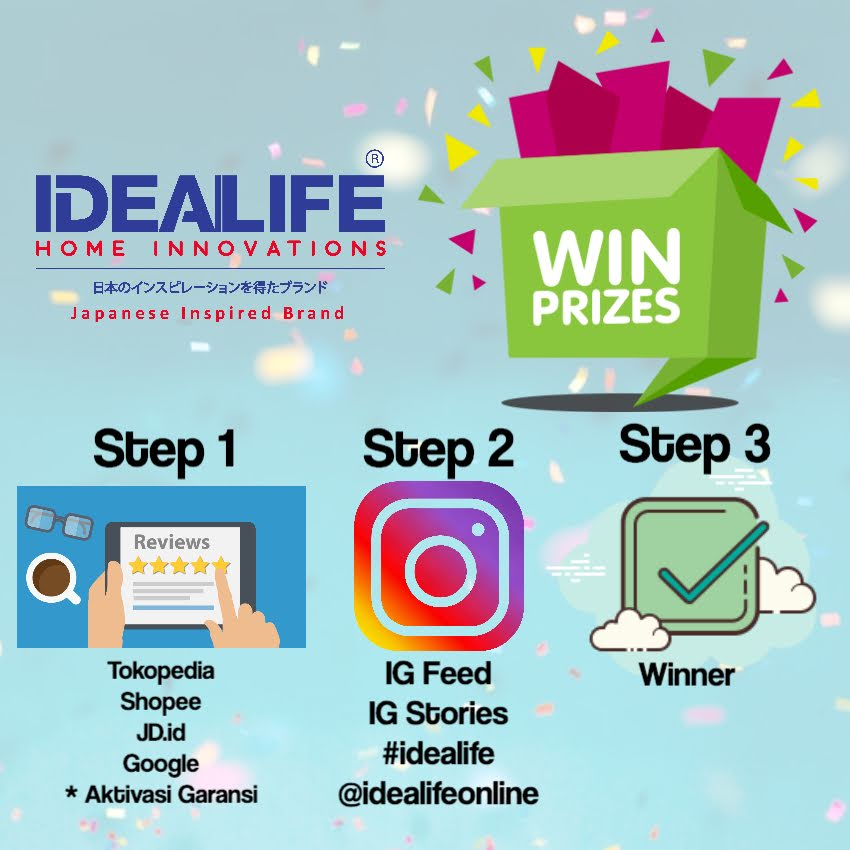 IDEALIFE Reviews